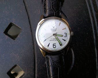 vintage camy swiss watch