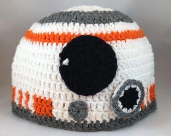 BB-8 Inspired Beanie