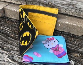 Children's Bi-Fold Wallet