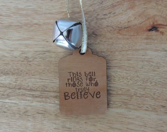 I believe Christmas bell