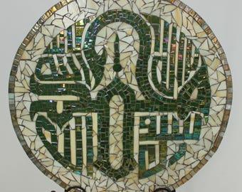 Islamic Art Mosaic