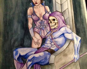 SUMMERSALES Skeletor