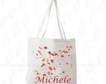 Tote Bag Custom Photo Logo Text Personalized Tote Bag Bridesmaid Gift Party Wedding