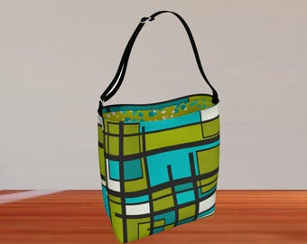 Shoulder Bag, Purse, Bag, Handbag, Gift For Her, Cross Body Bag, Mom Gift, Everyday Tote, Crossbody Purse, Waterproof, Neoprene, Tote Bag