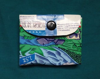 Landscape Recycled Coin Purse