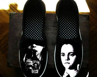 Wednesday Addams Shoes