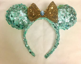 Princess Jasmine Inspired Ears