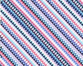 Bias Tape Sweet Emma Fat Quarter Cotton Fabric by Michael Miller (UK)