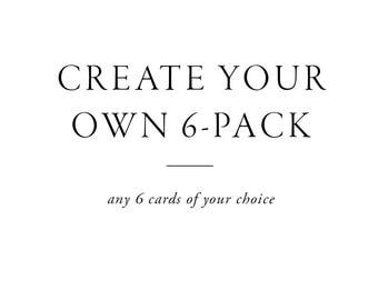 Create Your Own 6-Pack