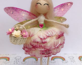 fairy wedding cake toppers uk cake topper etsy 14113