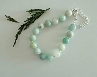Amazonite Summer Bracelet
