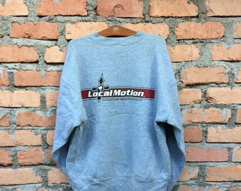 Vintage Local Motion Hawaiian Sufboards sweetshirt/local motion Tshirt/local motion Jacket/Big logo/local motion big logo/ Pull over/