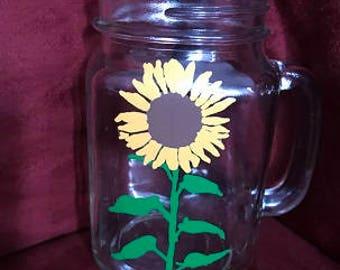 Sunflower Glass