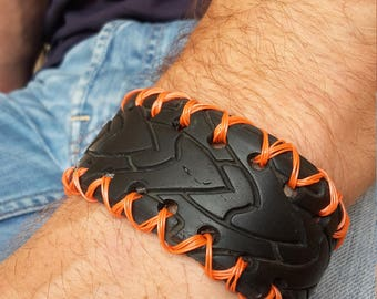 Barry Biker-Orange