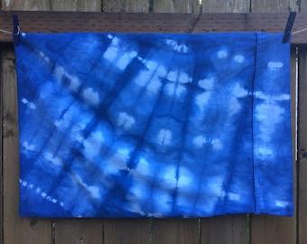 Shibori Pillowcase