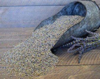 Surchoix Mix Lavender Buds | Lavender | Potpourri | Wedding Flower Toss | Loose Lavender Buds