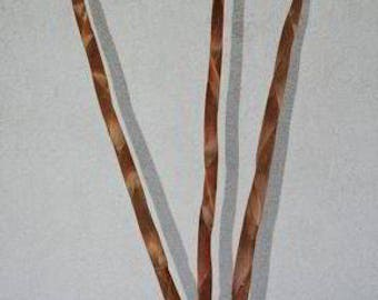 Large Assegai Spears | Dried Assegai Spears | Dried Spears | Natural Decor