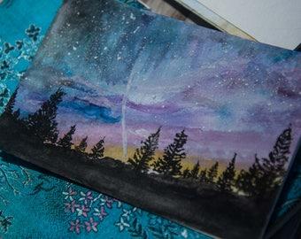 Watercolor Postcard 3