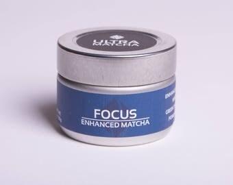 Ultra Matcha Focus Enhanced Matcha Green Tea