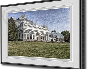 Botanical Gardens - Buffalo New York
