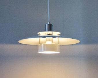 1970 OLLE ANDERSSON scandinavian pendant lamp / suspension