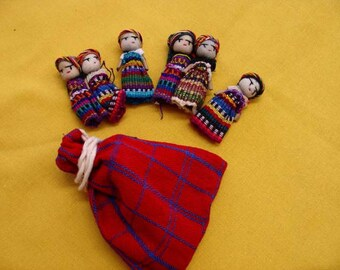 worry dolls muñeca quitapenas