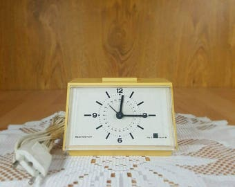 Electric clock - Electric clock Remington - Vintage  Clock Remington Electric