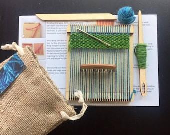 Wee Weaving Loom Kit