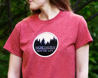 Northern Way of Life T-Shirt