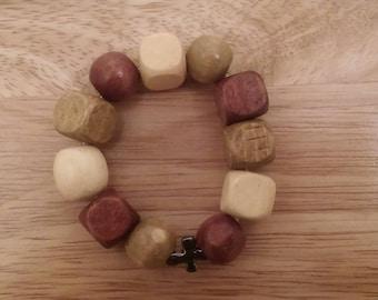 Natural Wood Bracelets
