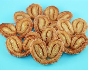 Palmier cookies aka elephant ears