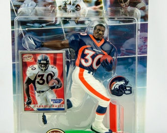 Starting Lineup Elite 2000 Denver Broncos Terrell Davis Action Figure