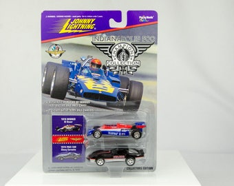 Johnny Lightning Indianapolis 500 Champions 1978 Al Unser 1/64 Diecast Car