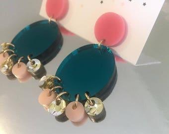 Aria Dangle Earrings