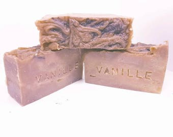 Cream-colored perfume spectacular vanilla SOAP