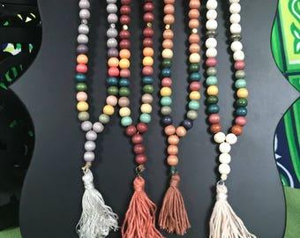 Muslim prayer beads, 33 beads, small rosary