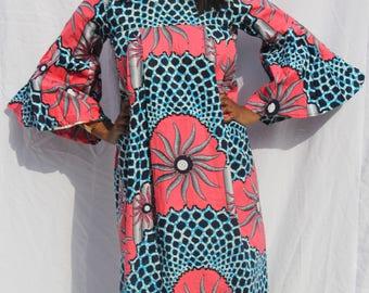 Ankara dress  size 14, 16