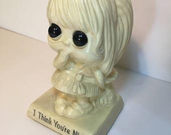Russ & Wallace Berrie 1970 figurine