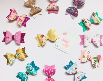 Mini dolly bow summer range