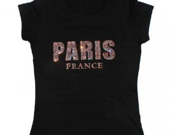 Women's t-shirt - PARIS, France  (S, M, L, XL, XXL)