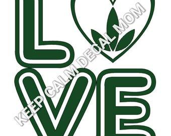 Custom Herbalife Love SVG