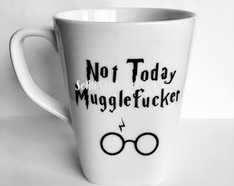 Coffee Mug | Funny Gift |  Gift Idea | Coffee Cup | Harry Potter Mug | Harry Potter Obsessed