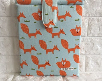 Foxy Ambition Book Sleeve