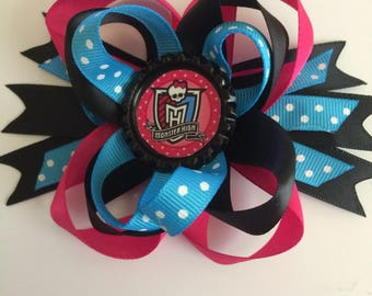 Monster High Hair Bow