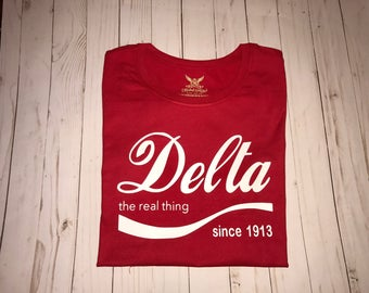 Delta the real thing
