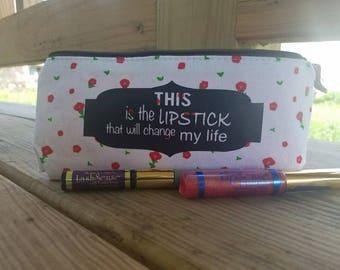 LipSense lipstick bag