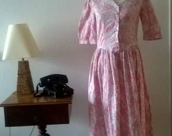 Beautiful dress from Laura Ashley vintage 80 's