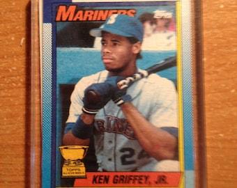 Ken Griffey, Jr. Topps 1990 Rookie Card
