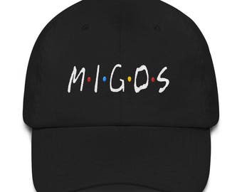 Migos - Friends Parody - Dad Hat