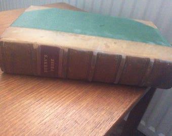 Vintage Burn's Prose Book